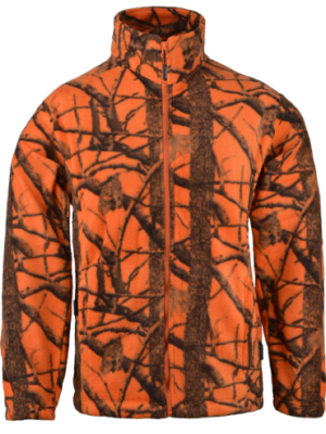 sintala camo fleece jagt outdoor