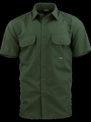 Klassisk og flot kortærmet skjorte